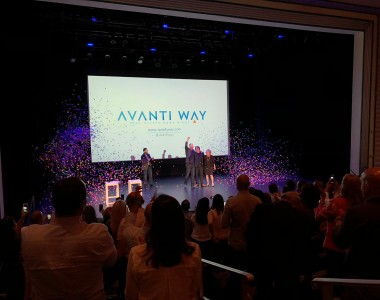 New Tech Platform Launch Keynote Event
