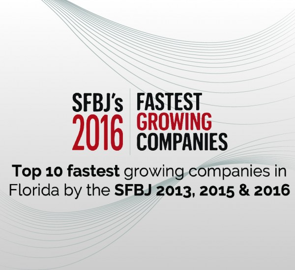 Fastest Growing Companies in South Florida